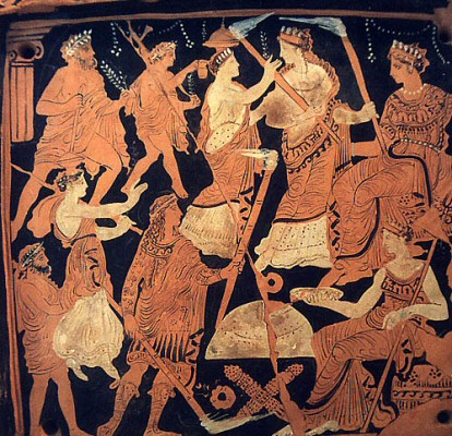 homeric hymn to demeter The greek myth of demeter and the abduction of her daughter persephone updated on october 1, 2016 sarahlmaguire more sarah has a phd in classical civilisation from swansea university the homeric hymn to demeter homeric hymn to demeter.
