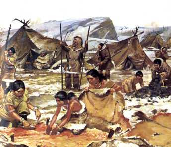Daily Life in the Stone Age « E-Learning